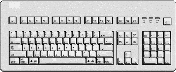 What Is The Ctrl Key On A Mac